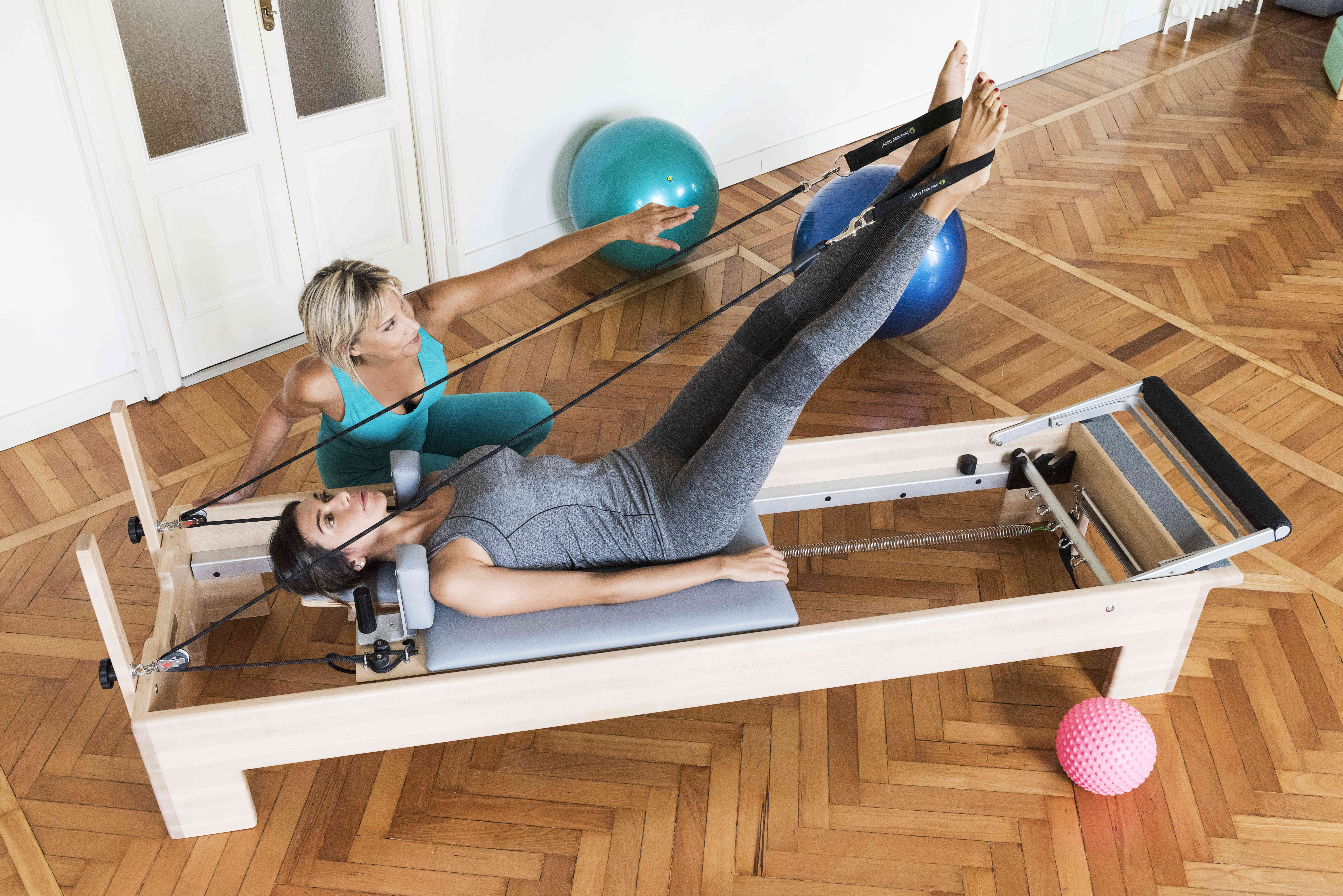 Vuoi diventare insegnante di Pilates?